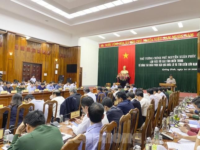 Chính phủ cấp 500 tỷ đồng cho các tỉnh miền Trung khắc phục hậu quả mưa lũ ảnh 3