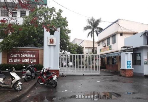 Công ty CP Bia Sài Gòn - Nghệ Tĩnh vi phạm vệ sinh an toàn thực phẩm ảnh 1
