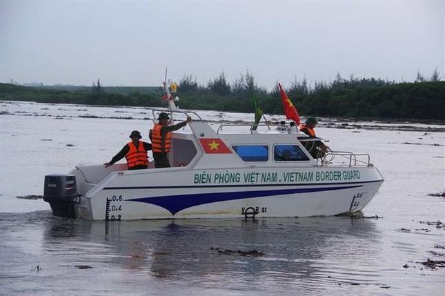 Ngư dân rơi xuống biển mất tích khi đang đánh cá ảnh 1