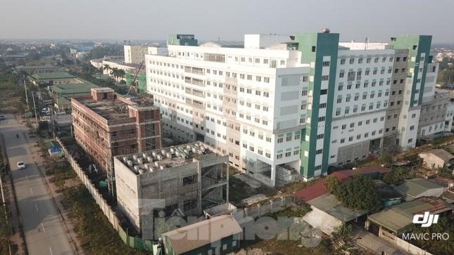Bên trong dự án bệnh viện nghìn tỷ chậm tiến độ ở Nghệ An ảnh 2