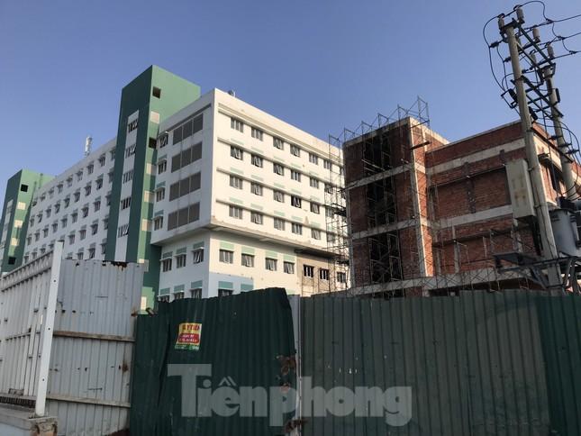 Bên trong dự án bệnh viện nghìn tỷ chậm tiến độ ở Nghệ An ảnh 4