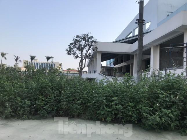 Bên trong dự án bệnh viện nghìn tỷ chậm tiến độ ở Nghệ An ảnh 5