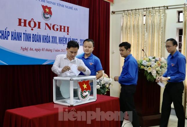 Anh Thái Minh Sỹ được bầu giữ chức Phó Bí thư Tỉnh đoàn Nghệ An ảnh 5