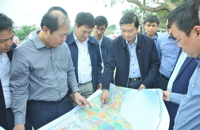 Sẽ xây dựng nhà ga lớn trên tuyến đường sắt Bắc - Nam, đoạn qua Nghệ An ảnh 1