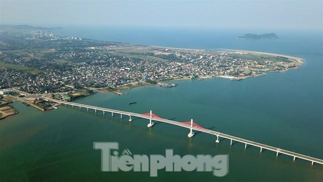 Thông xe cây cầu dài nhất miền Trung ảnh 1