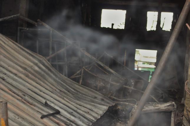 Hiện trường vụ cháy khiến hai ông cháu tử vong ở Hà Tĩnh ảnh 12