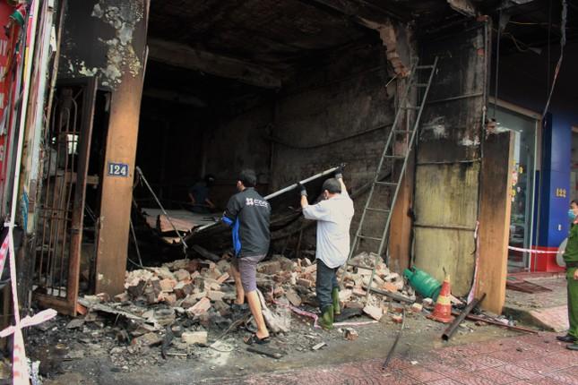 Hiện trường vụ cháy khiến hai ông cháu tử vong ở Hà Tĩnh ảnh 7