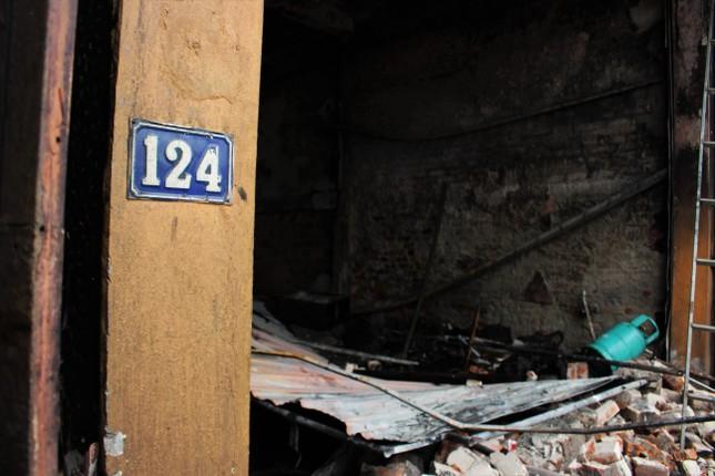 Hiện trường vụ cháy khiến hai ông cháu tử vong ở Hà Tĩnh ảnh 6