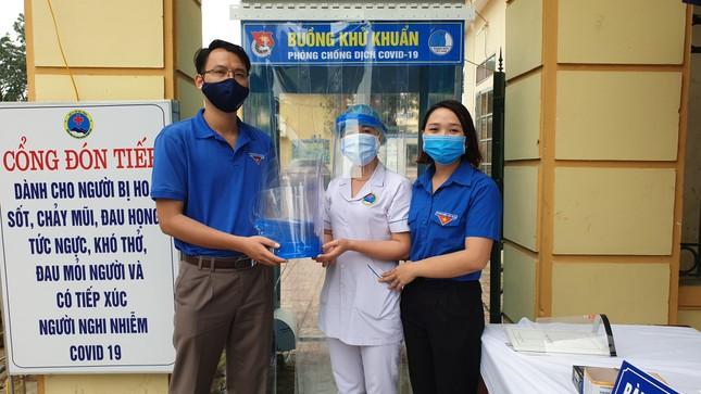 Thanh niên Hà Tĩnh tuyên truyền chống dịch COVID-19 bằng hình chibi ngộ nghĩnh ảnh 9