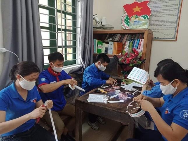 Thanh niên Hà Tĩnh tuyên truyền chống dịch COVID-19 bằng hình chibi ngộ nghĩnh ảnh 12