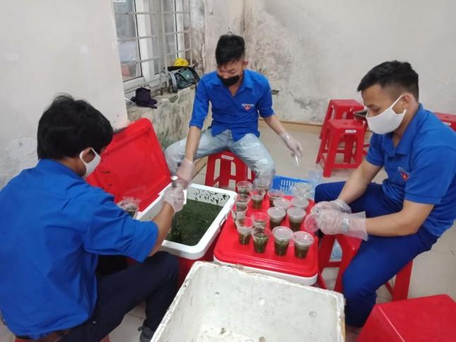 Thanh niên Hà Tĩnh tuyên truyền chống dịch COVID-19 bằng hình chibi ngộ nghĩnh ảnh 10