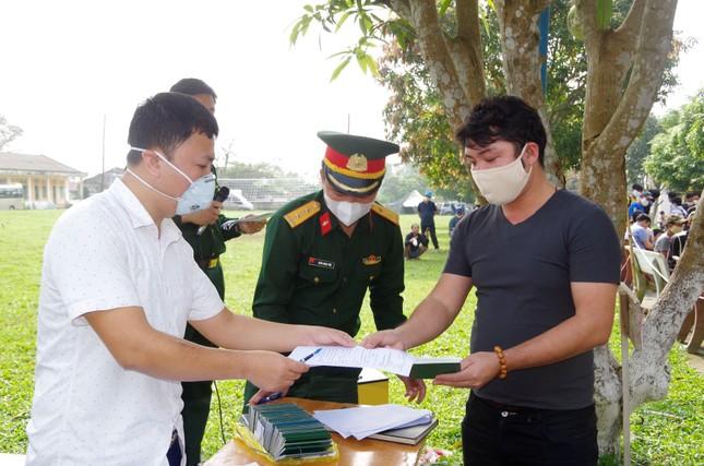 Hơn 600 công dân hoàn thành thời gian cách ly tại Hà Tĩnh ảnh 5