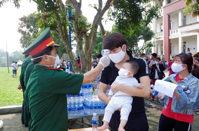 Hơn 600 công dân hoàn thành thời gian cách ly tại Hà Tĩnh ảnh 3