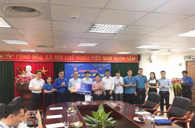 'Gian hàng 0 đồng' ấm lòng thanh niên công nhân ở Hà Tĩnh ảnh 10