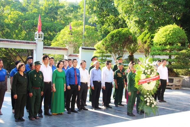 TNXP Hà Tĩnh phát huy truyền thống anh hùng, giáo dục lý tưởng cho thế hệ trẻ ảnh 1