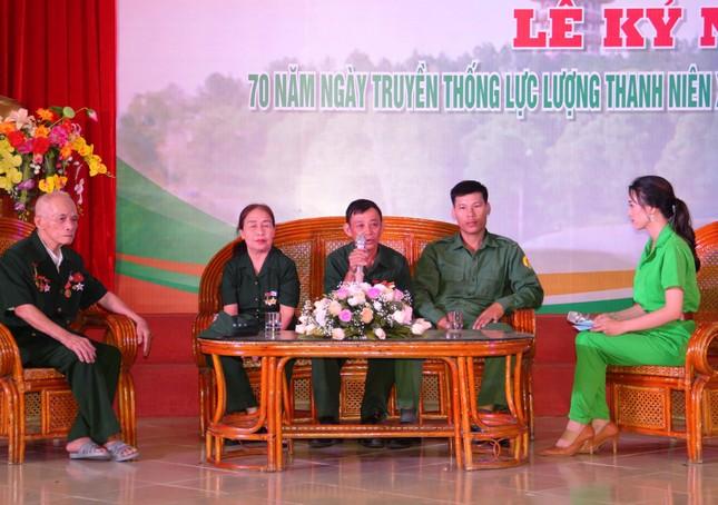 TNXP Hà Tĩnh phát huy truyền thống anh hùng, giáo dục lý tưởng cho thế hệ trẻ ảnh 3