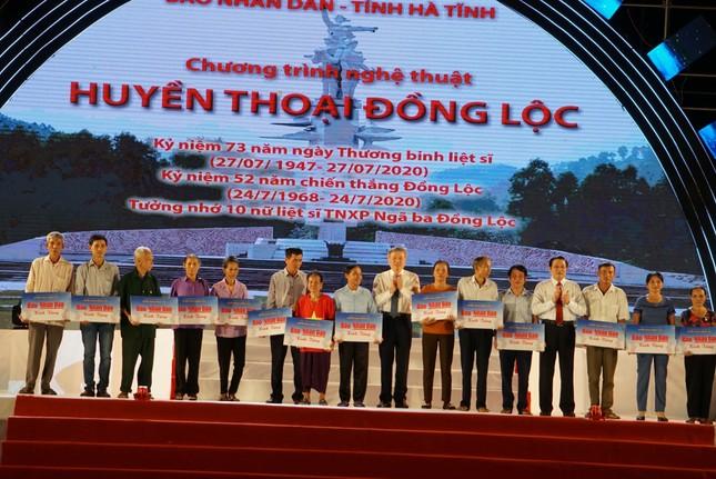 Hà Tĩnh kỷ niệm 52 năm chiến thắng Đồng Lộc ảnh 4