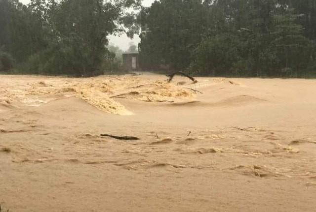 5 người chết, mất tích do mưa lũ ở Nghệ An ảnh 1