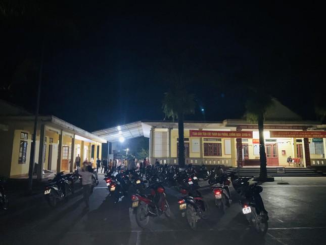Công an Hà Tĩnh xuyên đêm làm thẻ căn cước công dân ảnh 16