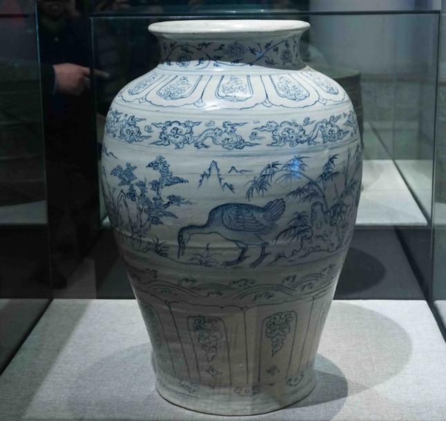 18 Bảo vật quốc gia lần đầu được trưng bày tại Hà Nội ảnh 1