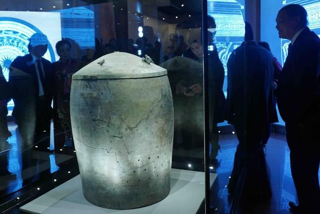 18 Bảo vật quốc gia lần đầu được trưng bày tại Hà Nội ảnh 4