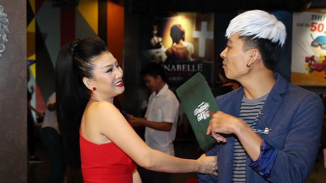 Khương Ngọc nói về vai diễn già, xấu: 'Lâu rồi mới bị kích thích như vậy' ảnh 2
