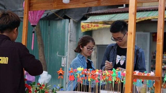 Vì sao phố đi bộ Trịnh Công Sơn chưa hút khách? ảnh 10