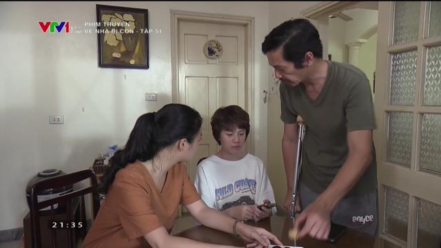 Về nhà đi con tập 51: Dương tự tin nói sẽ làm bố bạn thân yêu mình bằng được ảnh 5