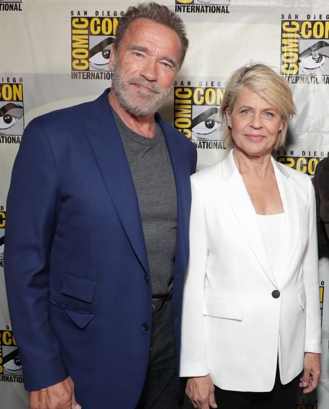 Nhan sắc Sarah Connor biến đổi hơn 30 năm trong 'Kẻ hủy diệt' ảnh 4