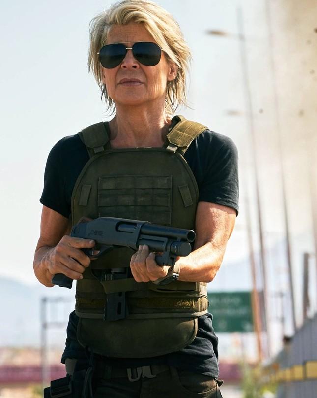 Nhan sắc Sarah Connor biến đổi hơn 30 năm trong 'Kẻ hủy diệt' ảnh 2