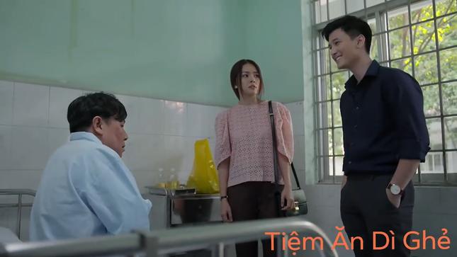 Huỳnh Anh thành tình cũ của Dương Cẩm Lynh 'Tiệm ăn dì ghẻ' ảnh 1