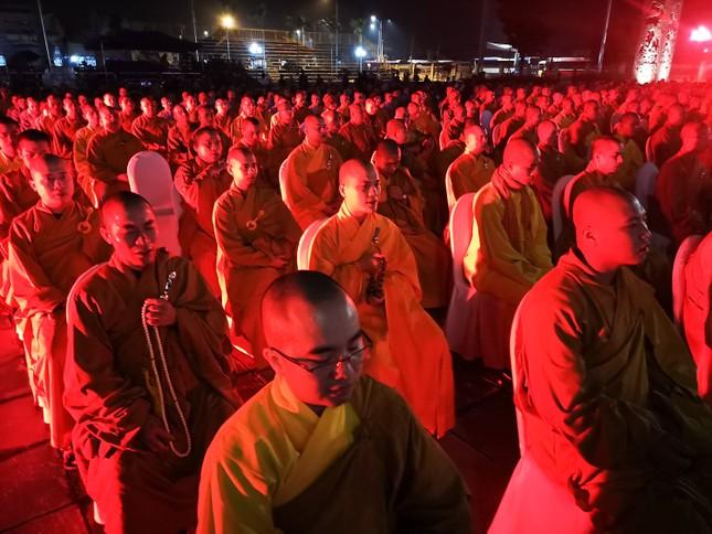 Lễ cầu siêu 60 liệt sĩ thanh niên xung phong hi sinh đêm Giáng sinh ảnh 3