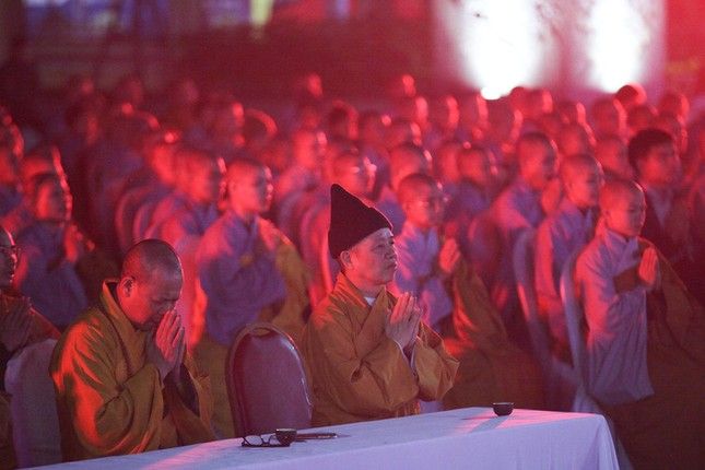 Lễ cầu siêu 60 liệt sĩ thanh niên xung phong hi sinh đêm Giáng sinh ảnh 2