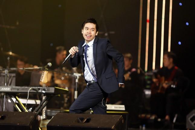Quang Hải, Sơn Tùng M-TP được vinh danh tại lễ hội đếm ngược trên VTV ảnh 1