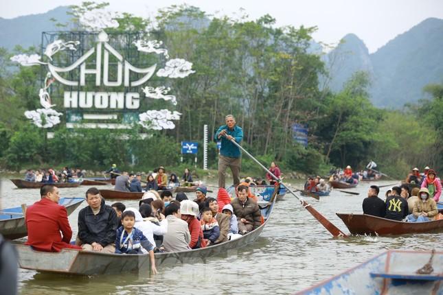 Chùa Hương dự kiến đón gần 5 vạn khách ngày khai hội ảnh 2