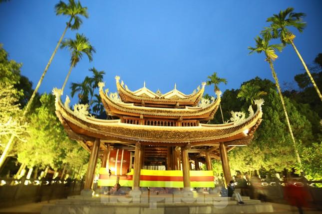 Chùa Hương dự kiến đón gần 5 vạn khách ngày khai hội ảnh 3