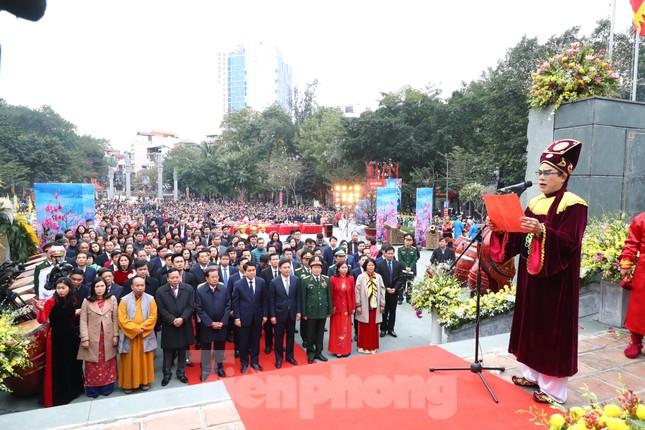 Màn sử thi về vua Quang Trung tưng bừng khai hội Gò Đống Đa ảnh 5
