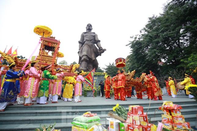Màn sử thi về vua Quang Trung tưng bừng khai hội Gò Đống Đa ảnh 2