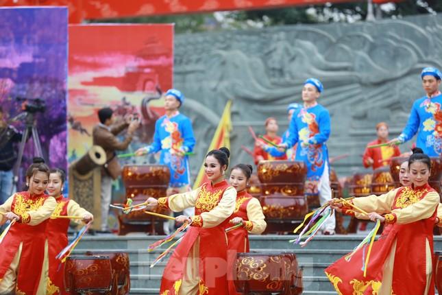 Màn sử thi về vua Quang Trung tưng bừng khai hội Gò Đống Đa ảnh 4