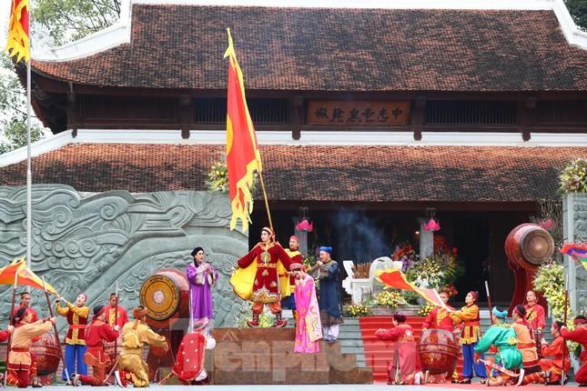 Màn sử thi về vua Quang Trung tưng bừng khai hội Gò Đống Đa ảnh 7