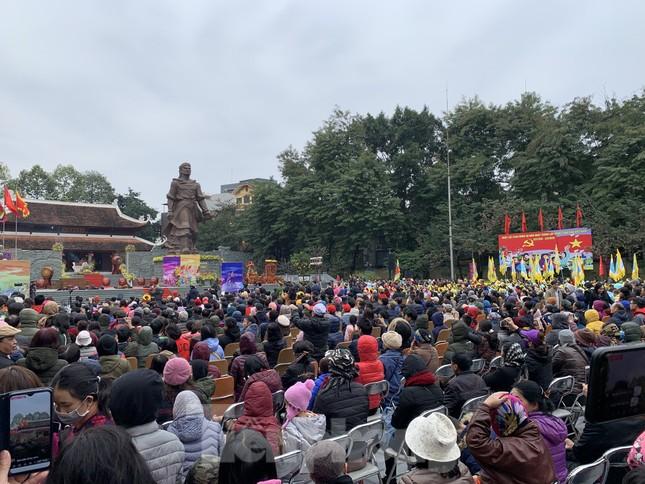 Màn sử thi về vua Quang Trung tưng bừng khai hội Gò Đống Đa ảnh 3