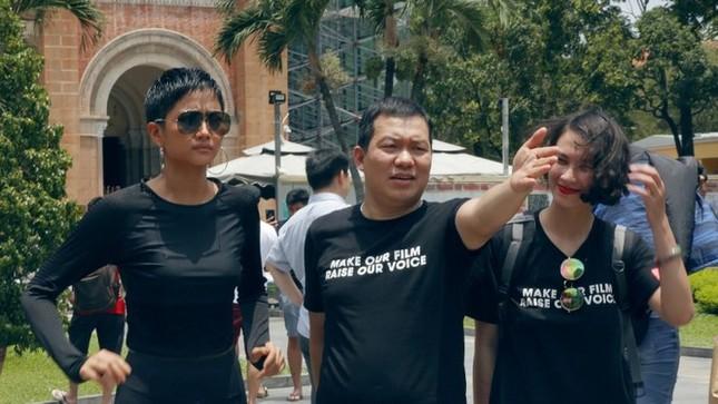 H'Hen Niê đóng phim hành động '578' về đề tài ấu dâm ảnh 1
