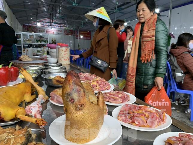 Trẩy hội chùa Hương cẩn trọng nguy cơ dịch Corona từ thịt thú rừng ảnh 3