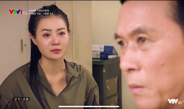 Thanh Hương: Vai nhà báo trong 'Sinh tử' từng bị ném đá ảnh 1
