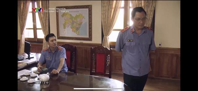 Sinh tử tập 65: Chủ tịch tỉnh cảnh báo Vũ không được lấy ông làm bình phong ảnh 6