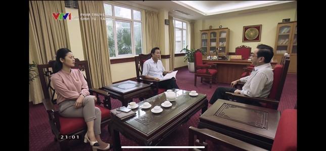 Sinh tử tập 65: Chủ tịch tỉnh cảnh báo Vũ không được lấy ông làm bình phong ảnh 2