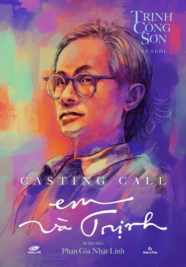 Phim về Trịnh Công Sơn tung tới 9 poster casting ảnh 1