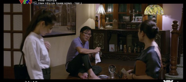 Tình yêu và tham vọng 2: Phong (Mạnh Trường) rủa bà Khuê (NSND Minh Hòa) chết đi ảnh 4