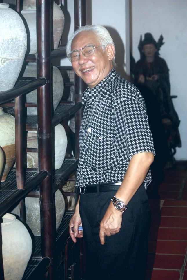Thông tin tang lễ họa sỹ Trần Khánh Chương, nguyên Chủ tịch Hội Mỹ thuật Việt Nam ảnh 1