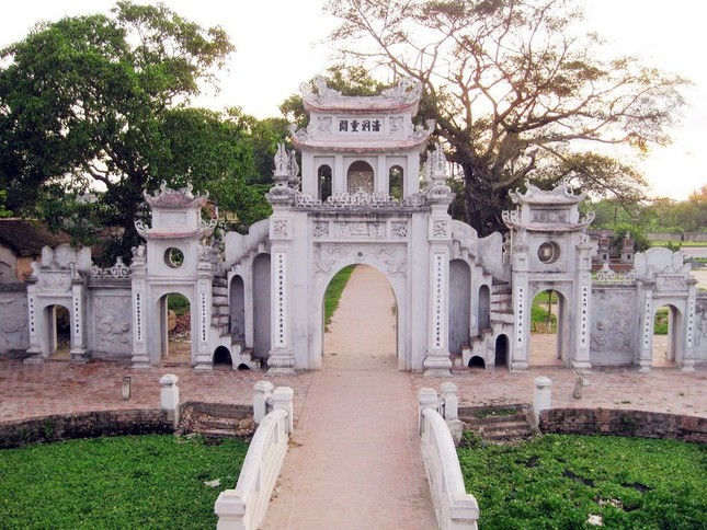 Một tháng, 26 cổ vật đình chùa ở Hà Nội bị mất trộm ảnh 1